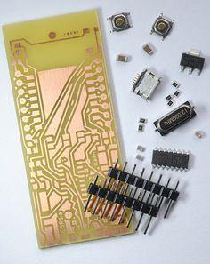 """Wireless Sensor Networks or """"Look Ma no wire!"""": Update: ESP8266 Breadboard Adapter Board"""