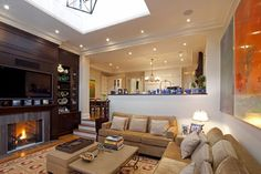 Livingroom - traditional - living room - toronto - by Peter A. Sellar - Architectural Photographer