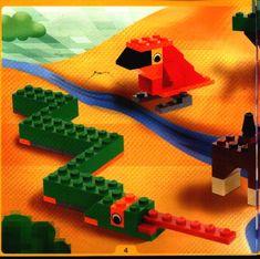 Creator - Animals [Lego 4408]