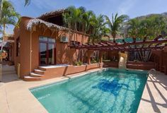 Tamarindo House for Rent is located in beautiful Tamarindo, Costa Rica.  Relax and enjoy the nearby beach or  take a cool dip on a hot day! Time to get wet!