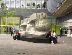 The hidden art gallery of Euston