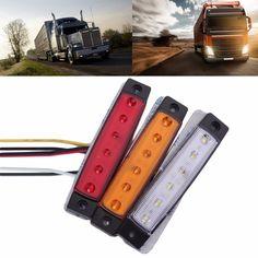 $1.40 (Buy here: https://alitems.com/g/1e8d114494ebda23ff8b16525dc3e8/?i=5&ulp=https%3A%2F%2Fwww.aliexpress.com%2Fitem%2F2016-1pc-24V-6-SMD-LED-Car-Bus-Truck-Trailer-Lorry-Side-Marker-Indicator-Light%2F32601462450.html ) 2016  1pc 12V 6 SMD LED Car Bus Truck Trailer Lorry Side Marker Indicator Light Side lamp for just $1.40