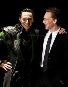 Loki meets Tom