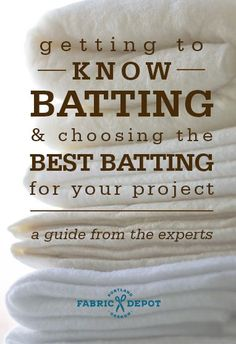 Guide to Getting To Know Batting