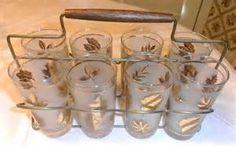 libbey vintage leaf glassware collectibles Got it!