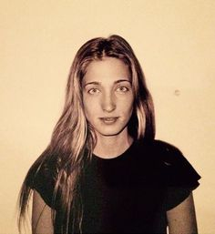 Carolyn Besette 1994 by Larry Paul John