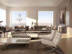 Imagem de unidade do 432 Park Avenue, maior arranha-céu residencial de Nova York