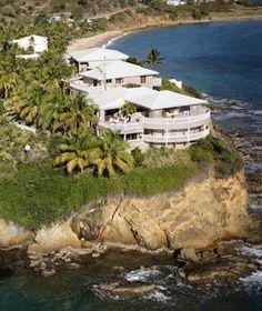 world's best Caribbean hotels: Curtain Bluff