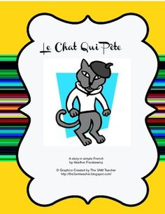 Le Chat Qui Pète - a short story for French learners