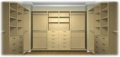 modular closets organization | elegant modular design online closet closet by closet design ...