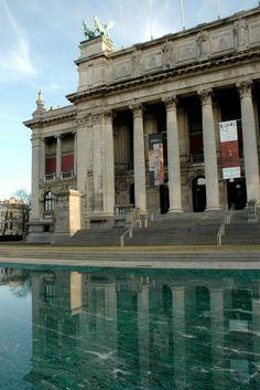 KMSKA, Royal Museum of Fine Arts, Antwerp  (c) Antwerpen Toerisme