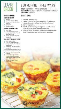 Optavia Recipe Guide Lean Protein Meals, Lean Meals, Protein Bars, High Protein, Real Food Recipes, Diet Recipes, Healthy Recipes, Lean Recipes, Medifast Recipes