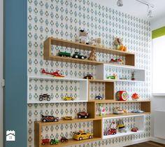 Realizacja I - Pokój dziecka, styl nowoczesny - zdjęcie od TutajConcept