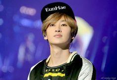 SS6 eunhyuk wearing eunhae cap
