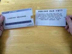 How to Make an 'Animated' Loading Message Window Greeting Card