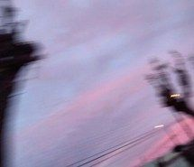 // cool pastel skies are blurry above you, maybe the effect of the pills or. Indie, Grunge Photography, Aesthetic Photo, Night Aesthetic, Pink Sky, Soft Grunge, Looking Up, Sunrise, Scenery