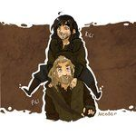 Kili and Fili by Avender