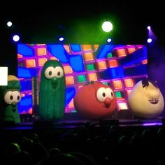 Veggie Tales – Live Shows Coming to a Theater Near You #Live #LiveShows #Theater #Kids #VeggieTales