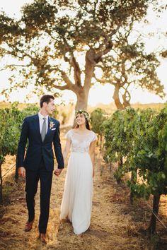 Sunstone Winery Villa wedding