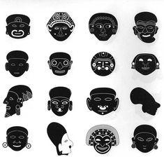 Pacific coast PreColumbian Culture - Tumaco