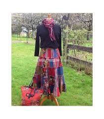 Imagini pentru jupe patchwork