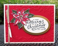 Krystal's Cards: Stampin' Up! Reason for the Season Collection #krystals_cards