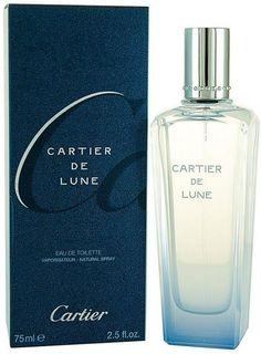 Cartier De Lune for Women EDT 2.5oz/75ml, New In Box #Cartier