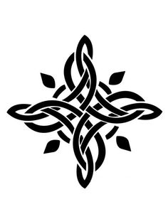 Totally beautiful start to some very wicked ink, maybe? Image detail for -Celtic Knots: Tribal Snowflake Tattoo by *KiaayoTotem on deviantART Celtic Knot Tattoo, Celtic Tattoos, Celtic Knots, Celtic Love Knot, Irish Tattoos, Wing Tattoos, Sleeve Tattoos, Celtic Quilt, Text Tattoo