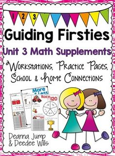 Math Guiding Firsties: Math Supplement UNIT 3