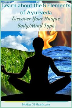 Ayurveda is based on the belief that everything, including you, is made up of the 5 elements. Having this understanding will change your entire perception of the world and help you to understand yourself and why you do the things you do. Soy Milk Nutrition, Universal Nutrition, Elemental Powers, 5 Elements, Ayurvedic Medicine, Chakra Meditation, Holistic Nutrition, Reflexology, Injury Prevention