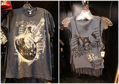 New Look and Products Found in Rock Around the Shop at Disney's Hollywood Studios