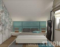 wspaniały kolor zagłówka,cudowne kolory szatry,mietowy-turkus,piaskowy,drewniana podłoga http://www.homebook.pl/inspiracje/sypialnia/85512_sypialnia-sypialnia-styl-eklektyczny