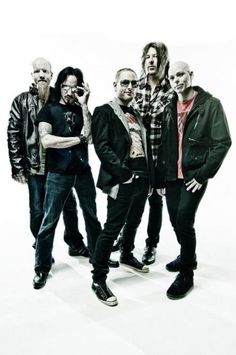 Stone Sour - House of Gold and Bones Part 1 - Tacitrun - I don't know what I'm doing wrong but I can't stay the same.