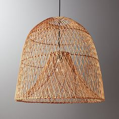 Named after a vintage fishing basket native to southern Italy, Euga Design& pendant utilizes the same double frame technique originally crafted to trap fish. Rattan Light Fixture, Light Fixtures, Rattan Lamp, Light Fittings, Casa Cook, Deco Luminaire, Forging Metal, Vintage Fishing, Strip Lighting