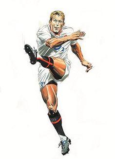 Kicking king: Jonny Wilkinson