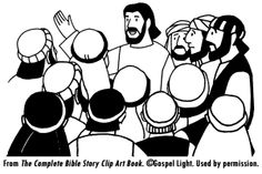 Printable Coloring Pages Of the 12 Disciples . 24 Printable Coloring Pages Of the 12 Disciples . Bible Story Coloring Page for Risen Lord Jesus Appears to His Disciples Birthday Coloring Pages, Quote Coloring Pages, Coloring Pages Inspirational, Printable Coloring Pages, Coloring Sheets, Learn The Bible, Miracles Of Jesus, Jesus Teachings, Life Of Christ