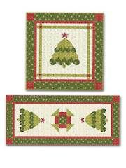Oh Christmas Tree Quilt Pattern Download from www.AnniesCatalog.com. Order here: http://www.anniescatalog.com/detail.html?prod_id=102772&cat_id=1672