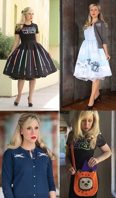 20 Amazing New Star Wars Fashions From Dresses To An Ewok Purse Read more at http://fashionablygeek.com/t-shirts/20-amazing-new-star-wars-fashions-from-dresses-to-an-ewok-purse/#7RyWZFeqRZAA3M4t.99