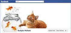 Awesome Facebook Profile Cover Idea