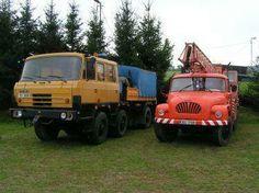 Tatra 815,  Tatra 138.