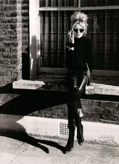 Abbey #rock #chic #style