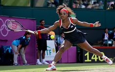 Serena Williams --  gold-medal!