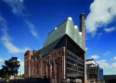 An adaptive reuse of a century-old brewery at Sydney's Central Park precinct has won the coveted Lachlan Macquarie Award for Heritage at the 2015 National Architecture Awards. World Architecture Festival, Factory Architecture, Industrial Architecture, Architecture Awards, Modern Industrial, Architecture Design, Commercial Architecture, Futuristic Architecture, Sustainable Architecture