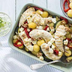Als dit aardappel recept van CêlaVíta zo lekker smaakt zoals het eruit ziet, weet ik wat ik eet vanavond!