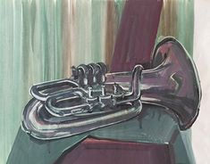 """Check out new work on my @Behance portfolio: """"Grandfather's Trumpet"""" http://be.net/gallery/63620419/Grandfathers-Trumpet"""