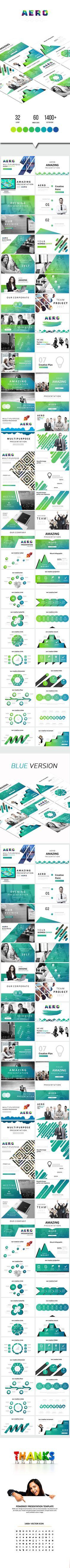 AERO - Multipurpose PowerPoint Template