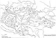 A Kárpát-medence tájai és néprajzi csoportjai. Forrás: https://tanczosvilmos.files.wordpress.com/2011/09/neprajzi-tajegysegek-1.pdf