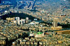 Aleppo before war