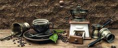 Macinacaffè e caffè macinato per le diverse modalità di preparazione del caffè