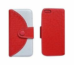 iPhone 5c Flip Leather Hybrid Wallet Pouch Case Hard Cover Includes Wristlet | eBay